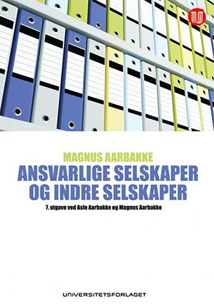 Ansvarlige selskaper og indre selskaper, 7. utgave