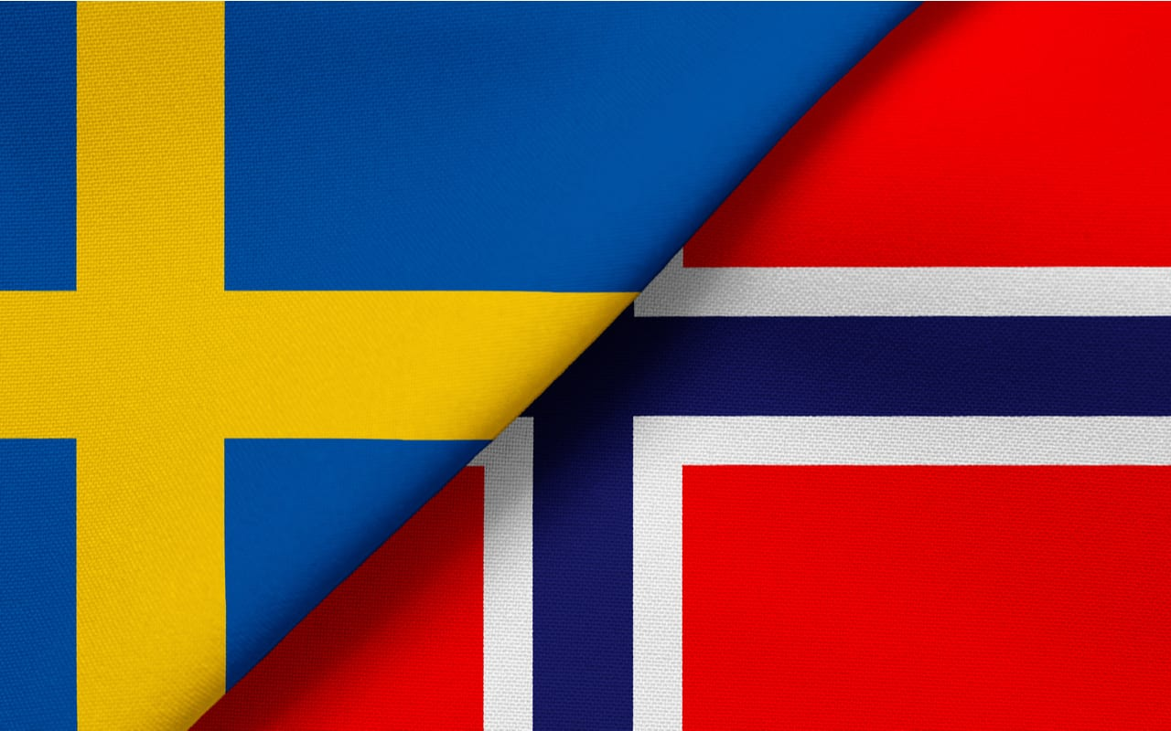NO| SE flagg
